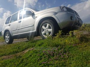 Nissan X-Trail 2003 2.2 dCi Comfort Silver | Cars for sale in Addis Ababa, Bole