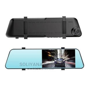 Rear View Mirror Dual Channel Recording | Vehicle Parts & Accessories for sale in Addis Ababa, Yeka