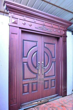 Iron Security Door | Furniture for sale in Addis Ababa, Nifas Silk-Lafto