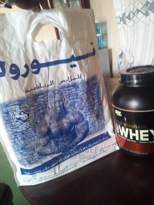 Whey Protein Powder   Vitamins & Supplements for sale in Addis Ababa, Kolfe Keranio