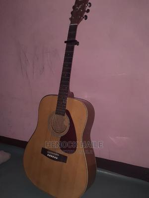 Yamaha F370 Acoustic Guitar, Natural | Musical Instruments & Gear for sale in Addis Ababa, Kolfe Keranio