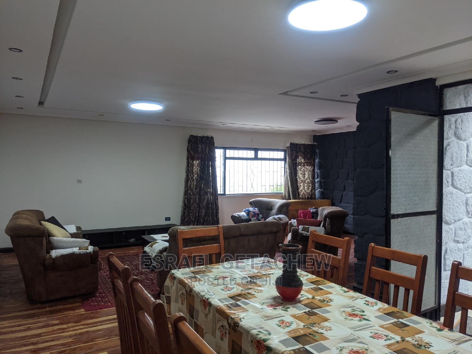 Furnished 3bdrm House in Bole for Rent | Houses & Apartments For Rent for sale in Bole, Addis Ababa, Ethiopia