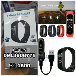 P4 Smart Watch Bracelet | Smart Watches & Trackers for sale in Addis Ababa, Bole