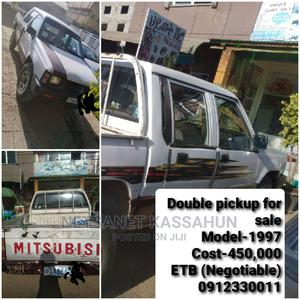 Mitsubishi L200 1997 Double Cab 2.0 4WD Red | Cars for sale in Addis Ababa, Nifas Silk-Lafto