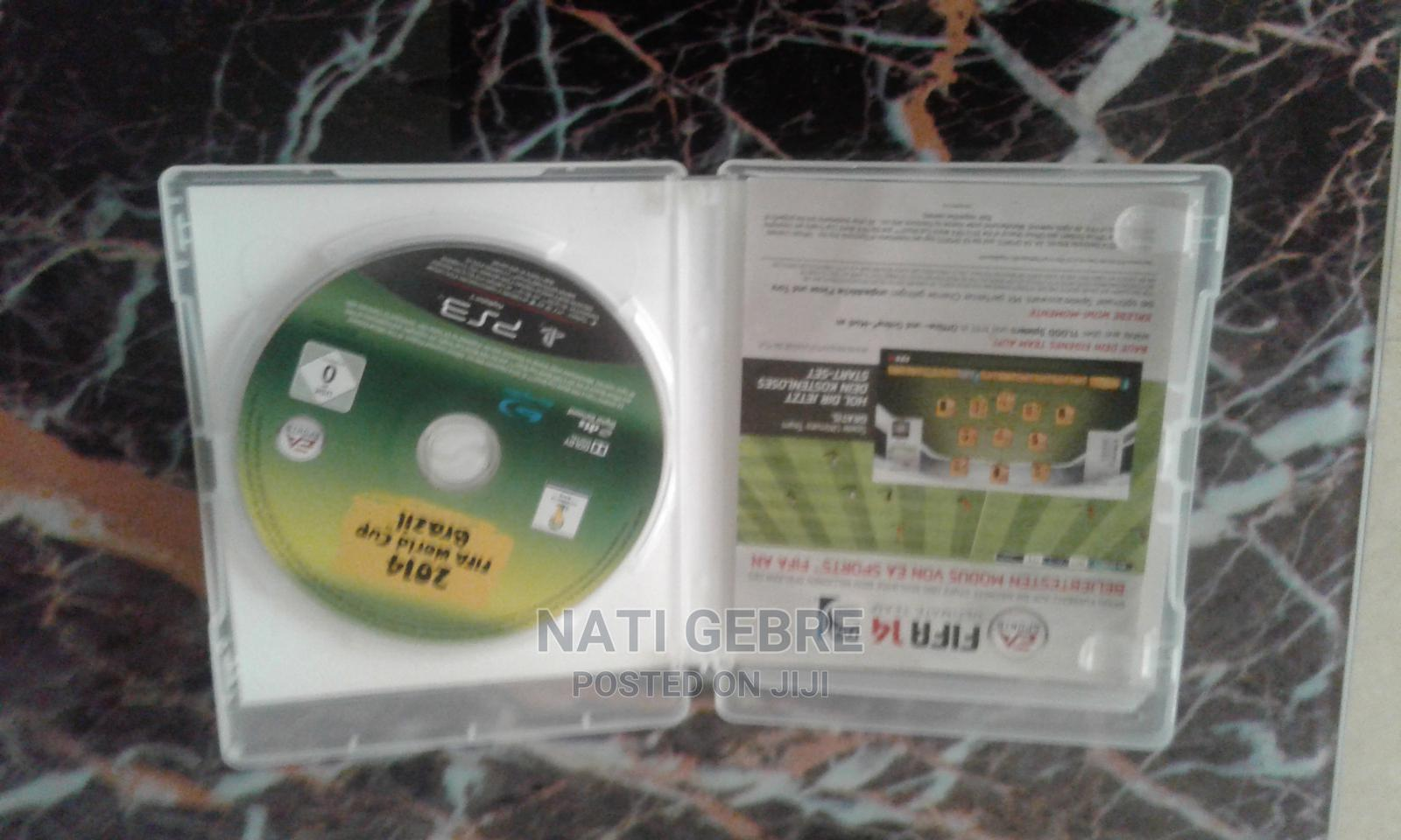 Fifa 14 Ye Ps3 | Video Games for sale in Nifas Silk-Lafto, Addis Ababa, Ethiopia