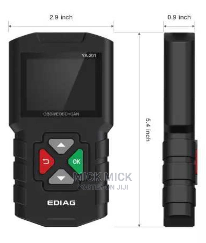 EDIAG 2021 OBD2 Scanner | Vehicle Parts & Accessories for sale in Kirkos, Addis Ababa, Ethiopia