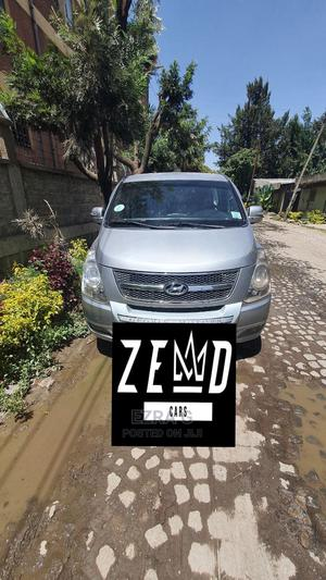 Hyundai H1 2012 2.4 GLS Silver | Cars for sale in Addis Ababa, Bole