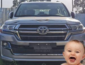New Toyota Land Cruiser Prado 2021 Silver | Cars for sale in Addis Ababa, Bole