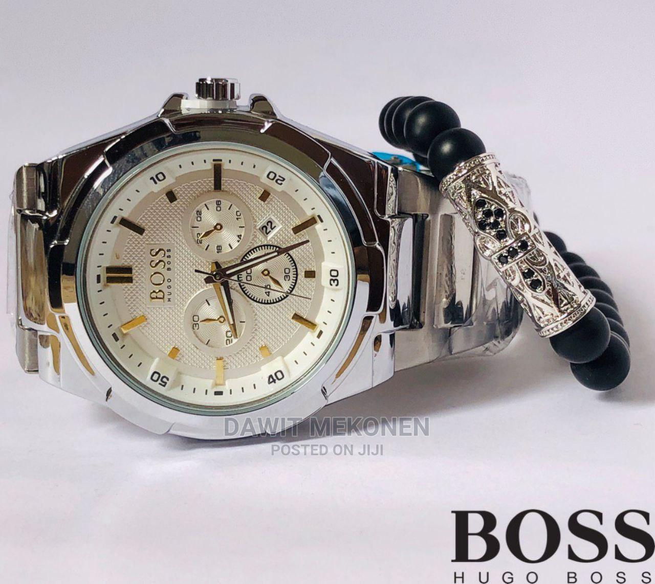 Hugo Boss Watches   Watches for sale in Bole, Addis Ababa, Ethiopia
