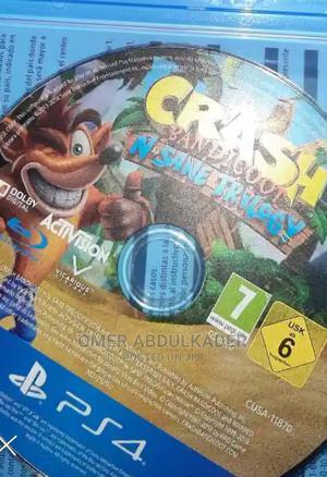 Crash N Sane Trilogy | Video Games for sale in Addis Ababa, Arada