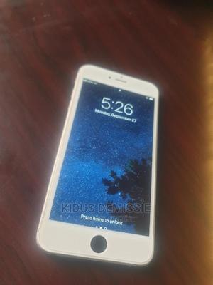 Apple iPhone 6 Plus 64 GB Silver | Mobile Phones for sale in Addis Ababa, Kolfe Keranio