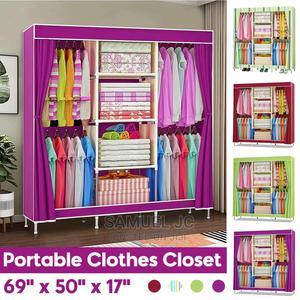 Portable Wardrobe(ቁምሳጥን) | Home Accessories for sale in Addis Ababa, Bole