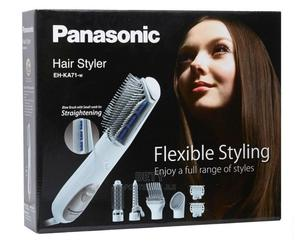 Panasonic Hair Styler - EH-KA71-W, White   Tools & Accessories for sale in Addis Ababa, Nifas Silk-Lafto
