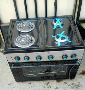2 የጋዝ እና 2 የኤሌክትሪክ 60×50 እና 50cm ቁመት | Kitchen Appliances for sale in Addis Ababa, Bole