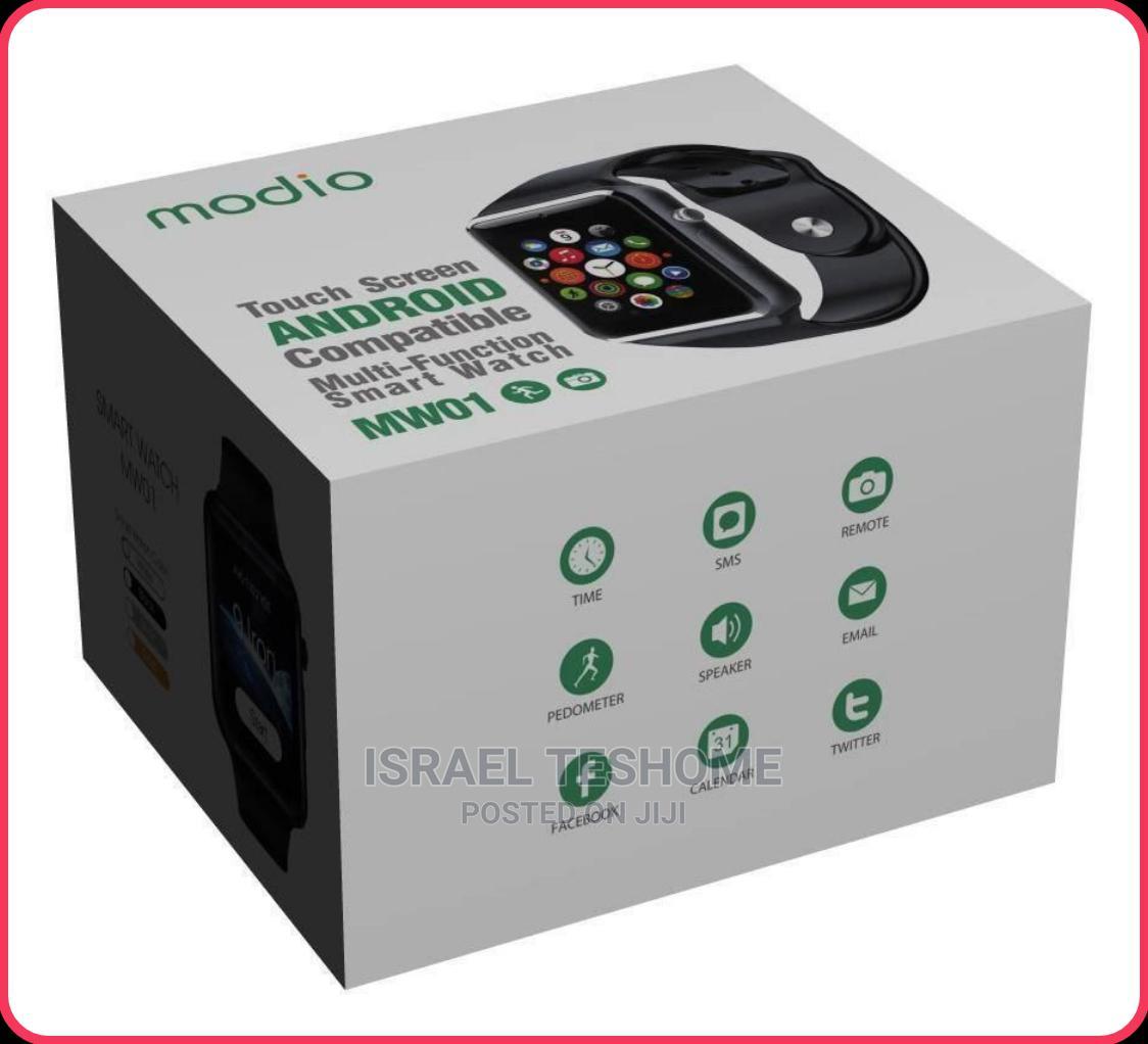Modio Mw01 Smart Watch