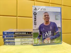 Ea Sports FIFA 22 Ps5 | Video Games for sale in Addis Ababa, Bole