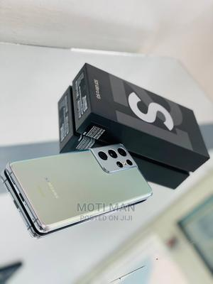 New Samsung Galaxy S21 Ultra 5G 256 GB Gray   Mobile Phones for sale in Addis Ababa, Bole