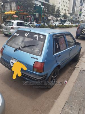 Toyota Starlet 1986 Blue   Cars for sale in Addis Ababa, Akaky Kaliti