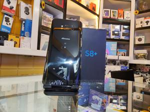 New Samsung Galaxy S8 Plus 64 GB Black   Mobile Phones for sale in Addis Ababa, Bole