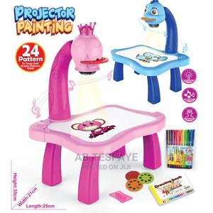 Projector Painting Desk | Babies & Kids Accessories for sale in Addis Ababa, Lideta