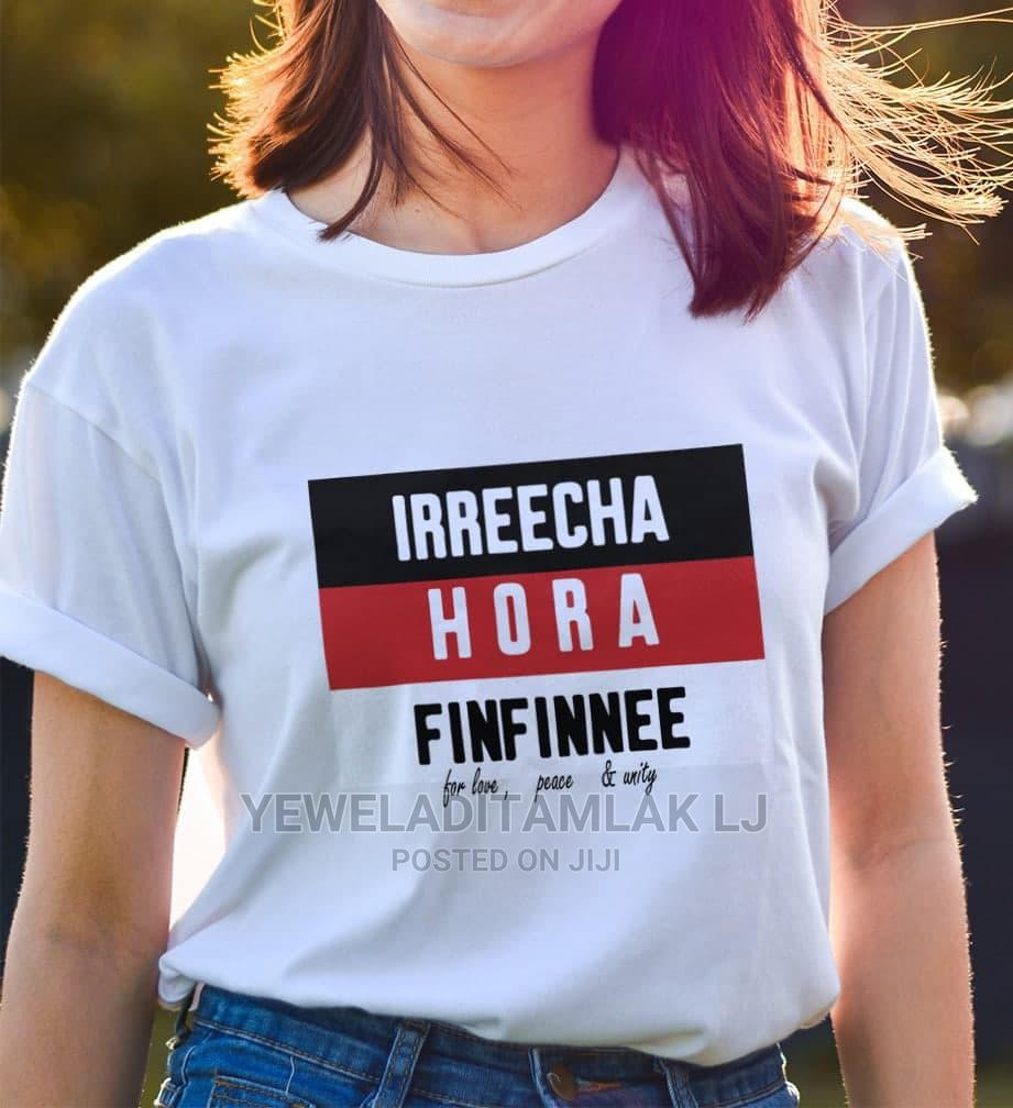 IRRECHA Tshirt Men and Women