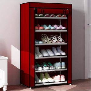 አዲስ እቃ በ አዲስ አመት ባለ 6 ጫማ መደርደሪያ | 6 Layer Shoe Cabinet | Furniture for sale in Addis Ababa, Yeka