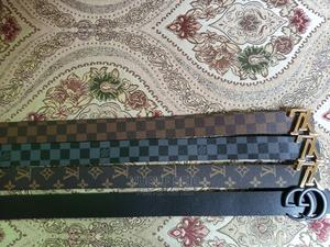 Lv and Gucci Belt | Clothing Accessories for sale in Addis Ababa, Kolfe Keranio
