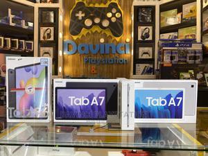 New Samsung Galaxy Tab A7 LTE 32 GB Gray | Tablets for sale in Addis Ababa, Bole
