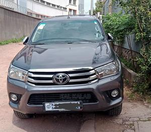 Toyota Hilux 2016 Black | Cars for sale in Addis Ababa, Bole
