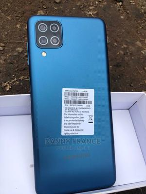 New Samsung Galaxy M12 64 GB Blue | Mobile Phones for sale in Addis Ababa, Arada