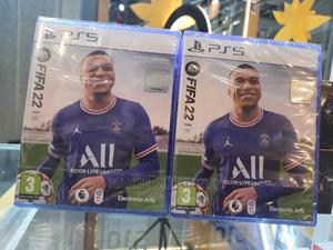 FIFA22 for Ps5 Games | Video Games for sale in Addis Ababa, Bole