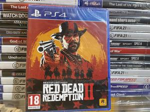 Red Dead Redemption II 2500birr | Video Games for sale in Addis Ababa, Bole