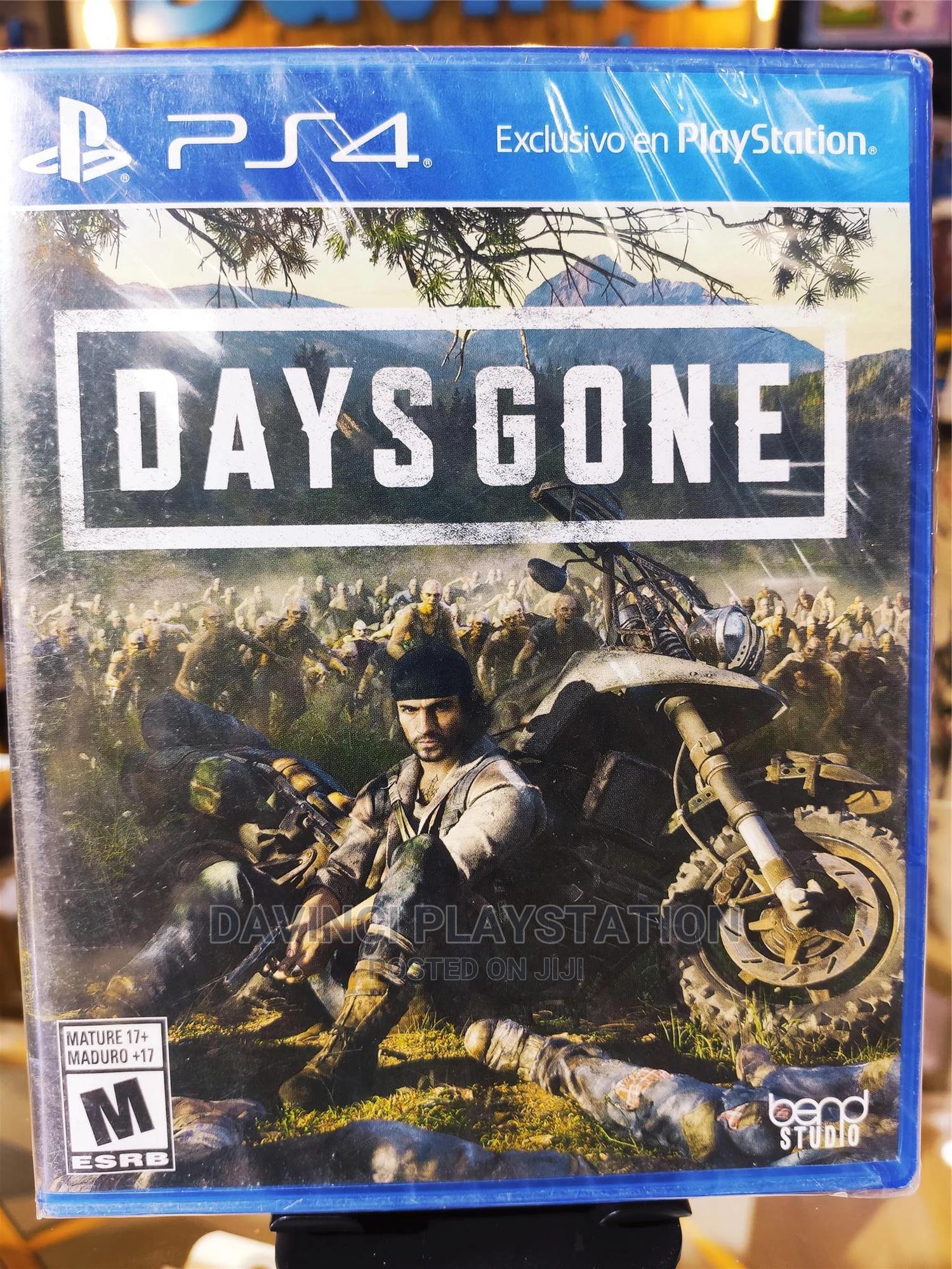 Days Gone 1900