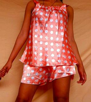 Top and Short Together Pyjamas   Clothing for sale in Addis Ababa, Lideta