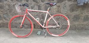 Bicycle 2007 Red   Sports Equipment for sale in Addis Ababa, Bole