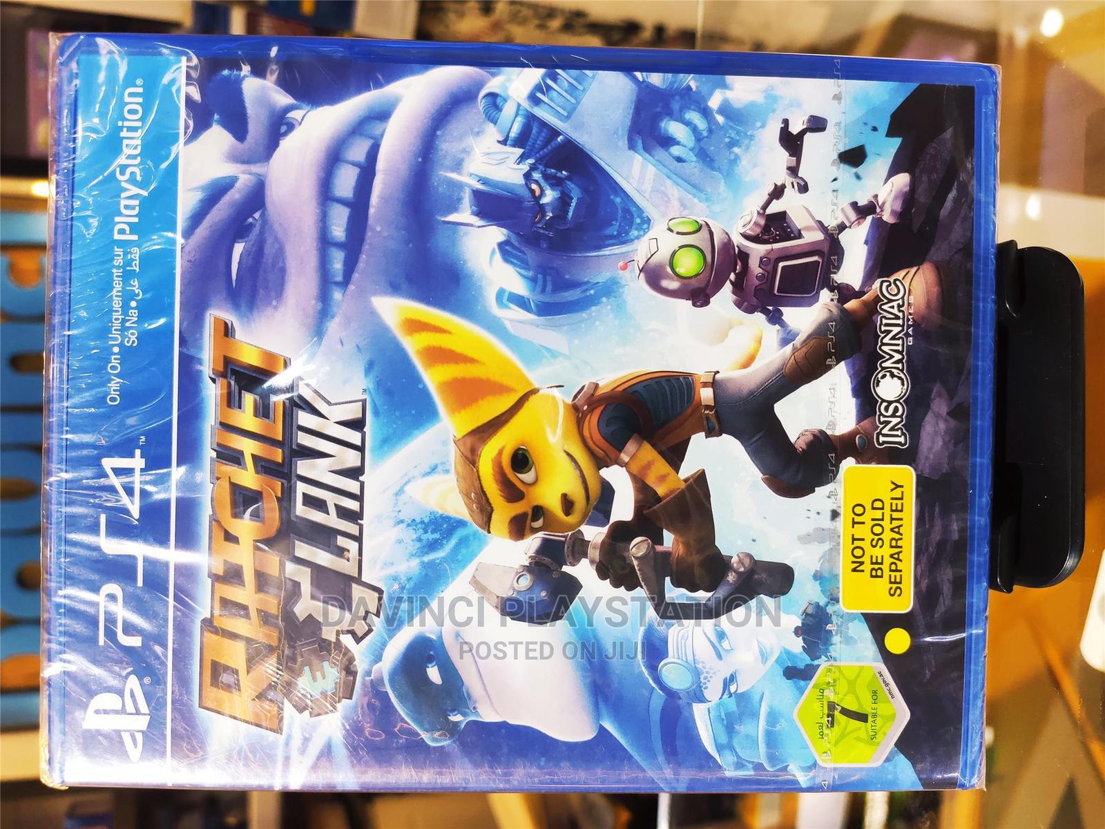 Ratchet and Clank   Video Games for sale in Bole, Addis Ababa, Ethiopia
