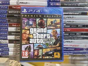 GTA v Premium Edition | Video Games for sale in Addis Ababa, Bole