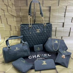 Ladies 7 Chanel Bags in One Set | Bags for sale in Addis Ababa, Bole