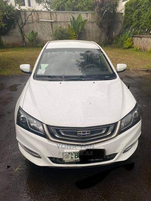 Geely Emgrand EC7 2019 Sedan 1.8 Comfort White   Cars for sale in Addis Ababa, Nifas Silk-Lafto