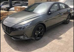 New Hyundai Elantra 2021 Gray   Cars for sale in Addis Ababa, Bole