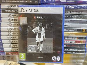FIFA 21 PS5 Next Level | Video Games for sale in Addis Ababa, Bole