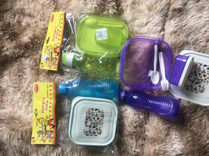 Lunch Box With Water Bottle | Kitchen & Dining for sale in Addis Ababa, Nifas Silk-Lafto