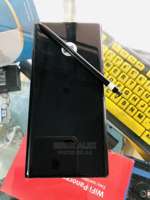 New Samsung Galaxy Note 10 256 GB Black   Mobile Phones for sale in Addis Ababa, Addis Ketema