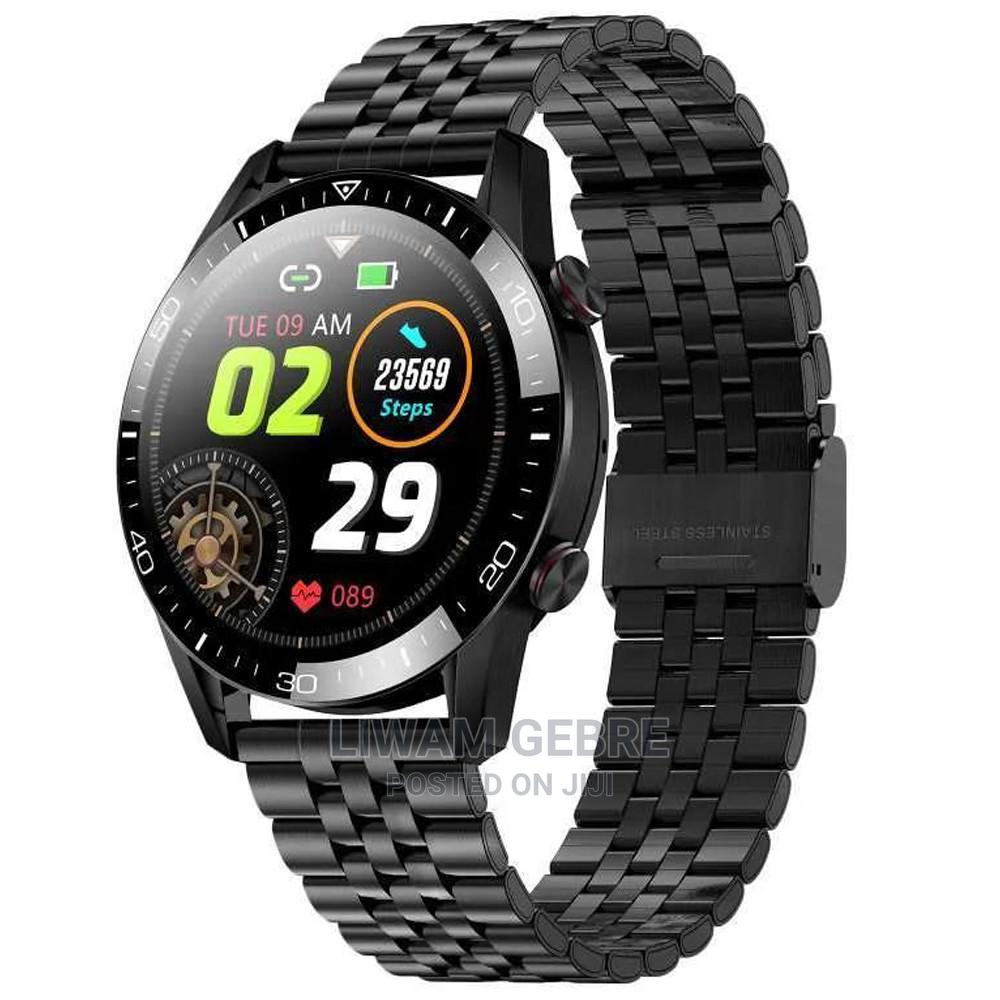 Tk28 Smartwatch   Smart Watches & Trackers for sale in Bole, Addis Ababa, Ethiopia