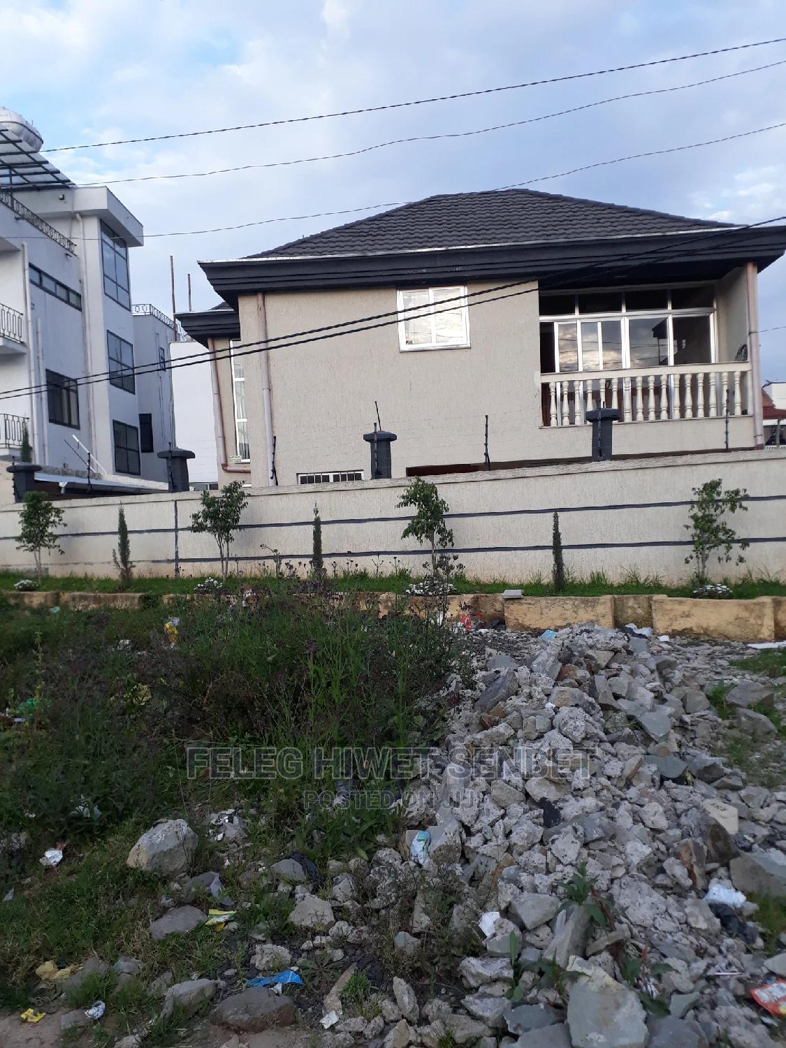 Furnished 5bdrm House in Aa, Bole for Rent