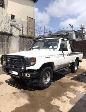 Toyota Land Cruiser 1992 White | Cars for sale in Addis Ababa, Kirkos