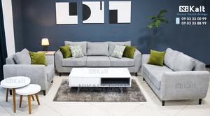 Full Set Sofa(3+2+1) | Furniture for sale in Addis Ababa, Nifas Silk-Lafto