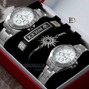 Rolex His and Her Watch and Bracelet Set From Turkey | Watches for sale in Addis Ababa, Kolfe Keranio
