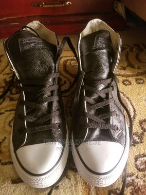 All Star Boots(Leather ) | Shoes for sale in Addis Ababa, Nifas Silk-Lafto