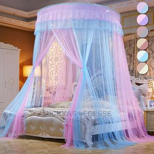 Elegant Lace Round Mosquito Bed Curtains | Home Appliances for sale in Addis Ababa, Bole